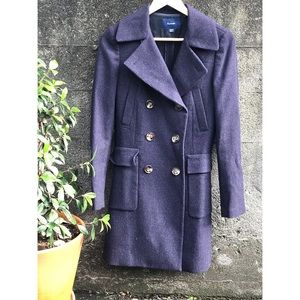 Faconnable Wool Coat